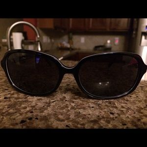 Esprit Black sunglasses.